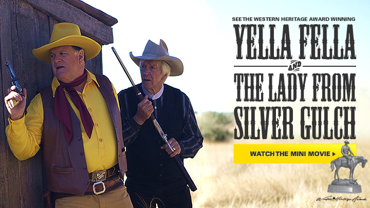 The Adventures of Yella Fella - Season 3: The Lady from Silver Gulch